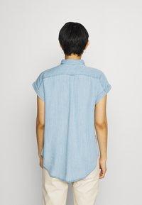 Desigual - SULLIVAN - Camisa - blue - 2