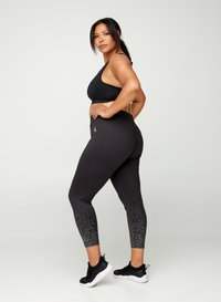 Active by Zizzi - Leggings - black - 1