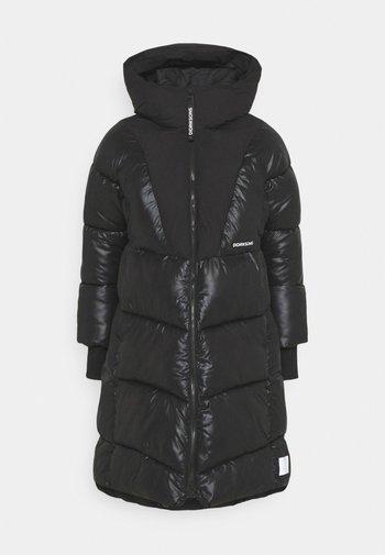 ANDREA WOMENS - Zimní kabát - black