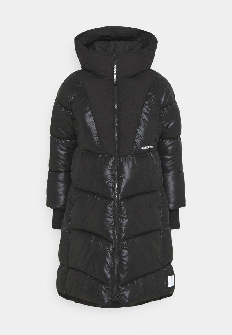 Didriksons - ANDREA WOMENS - Zimní kabát - black