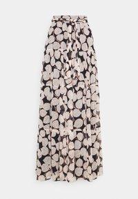 Diane von Furstenberg - LILLIAN SKIRT - Maxi skirt - black - 5