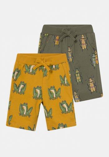 MINI 2 PACK - Shorts - khaki