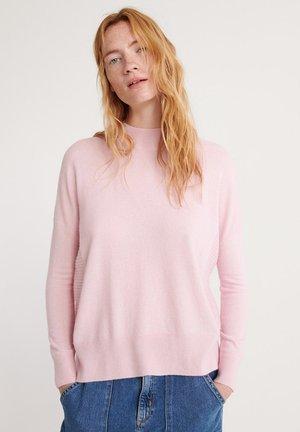 JAYDEN LUXE - Jumper - soft pink