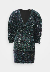 Nly by Nelly - MULTI SEQUIN DRESS - Sukienka koktajlowa - multi - 0
