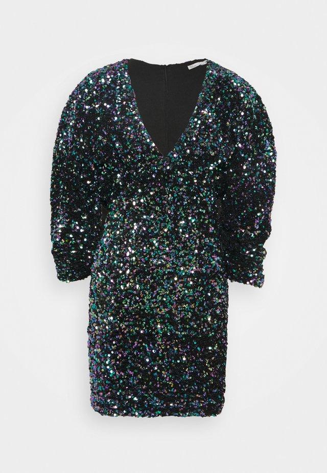 MULTI SEQUIN DRESS - Robe de soirée - multi