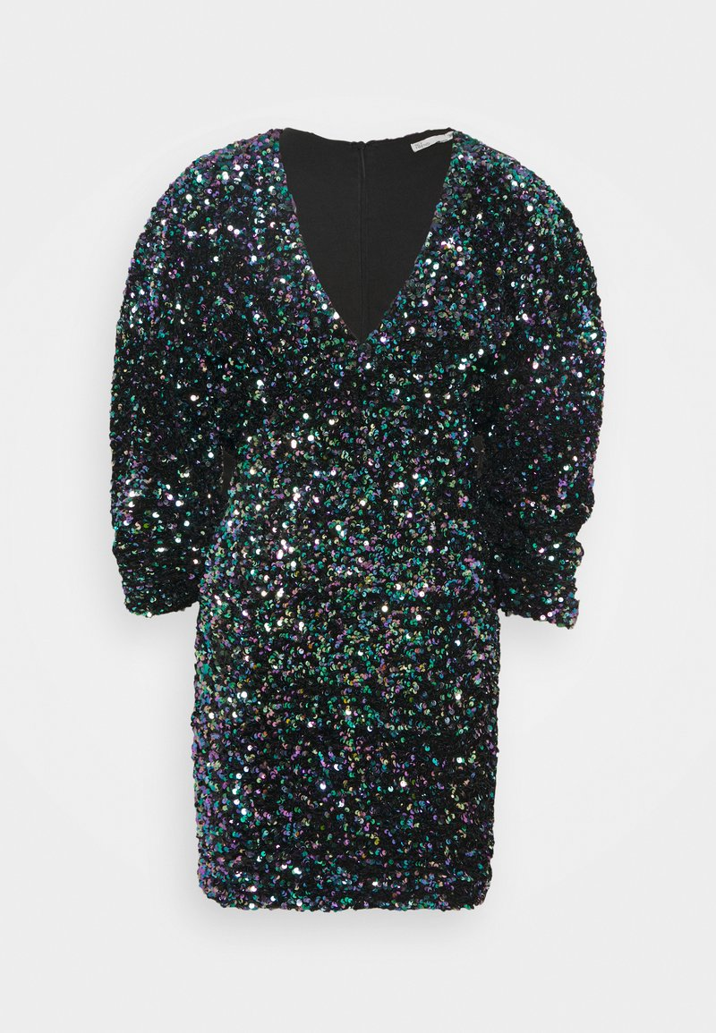 Nly by Nelly - MULTI SEQUIN DRESS - Sukienka koktajlowa - multi