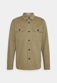 Lindbergh - OVERSHIRT  - Shirt - brown - 0