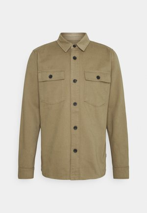 OVERSHIRT  - Camisa - brown