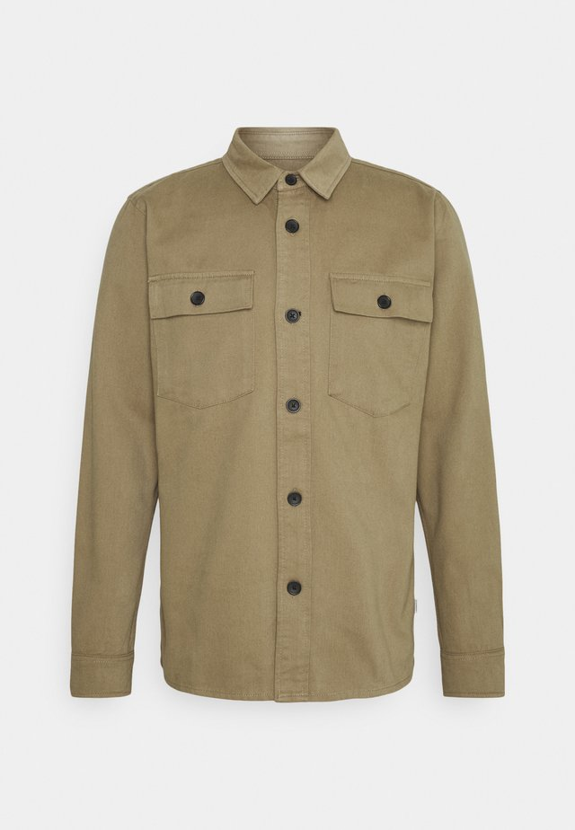 OVERSHIRT  - Košile - brown