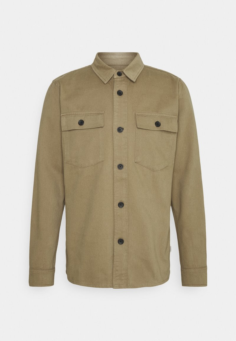 Lindbergh - OVERSHIRT  - Shirt - brown
