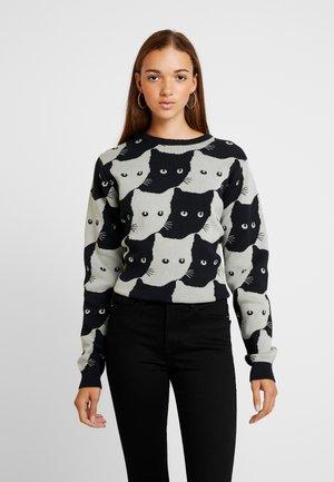 ARENDAL CATS - Trui - grey