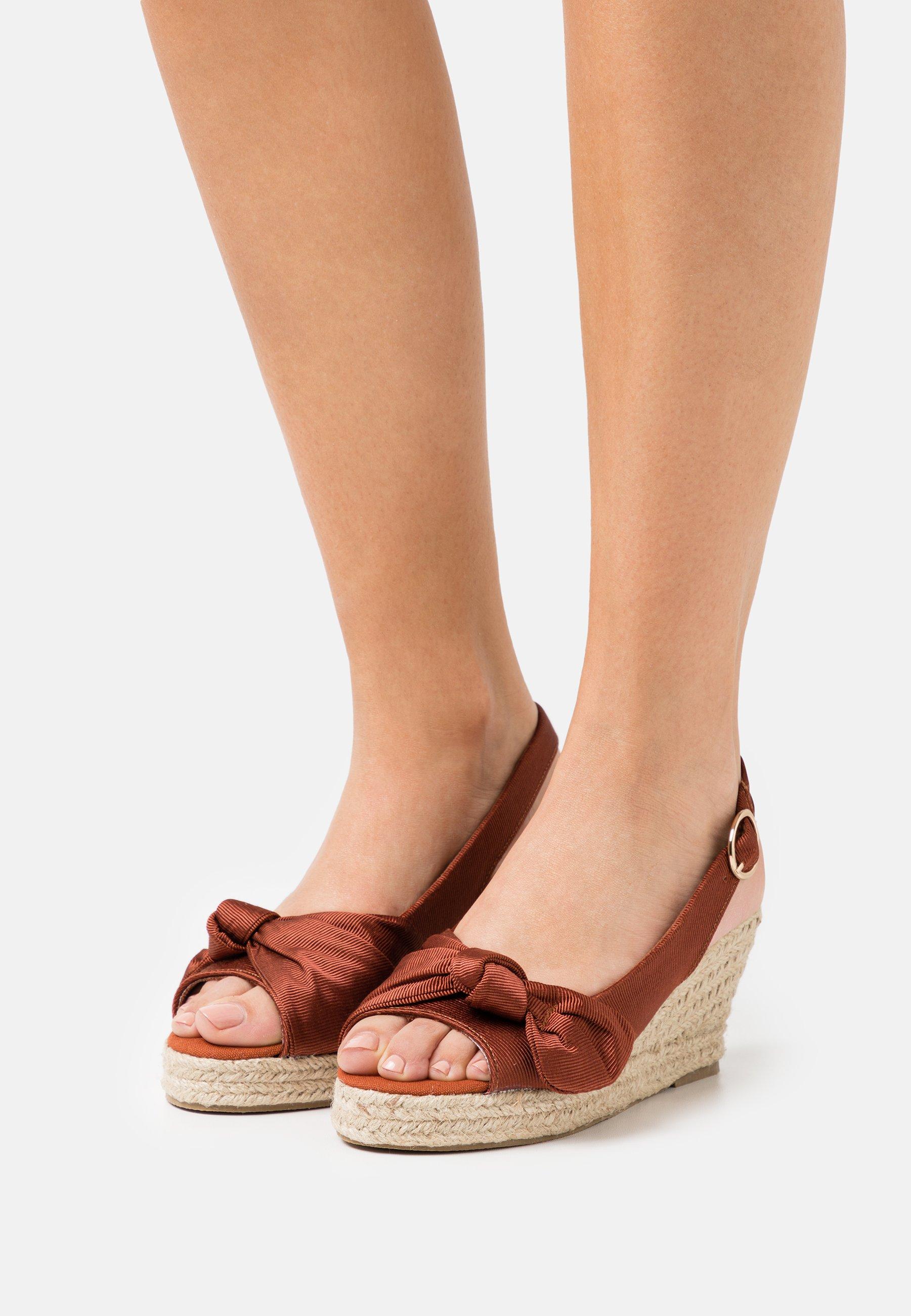 Women VMFELIA WEDGE  - Platform sandals