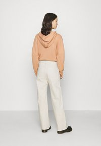 Weekday - NELLIE TROUSER - Relaxed fit jeans - tinted ecru - 2