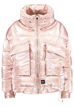 OVERSIZED CHEST POCKET - Winter jacket - pink