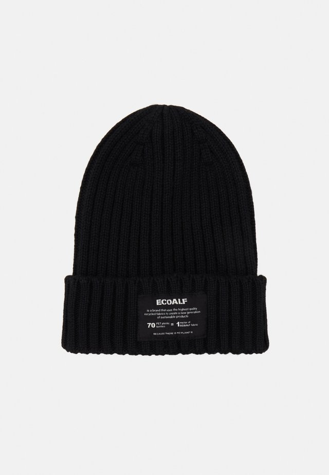 THICK HAT UNISEX - Mössa - black