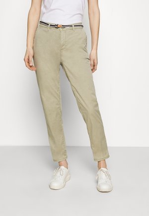 FLOW - Chinos - pale khaki