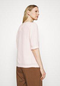 Marks & Spencer London - PLAIN PUFF SLEEVE - Basic T-shirt - light pink - 2