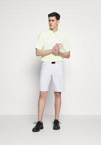 adidas Golf - PARLEY GOLF SHORT - Sportovní kraťasy - light grey - 1
