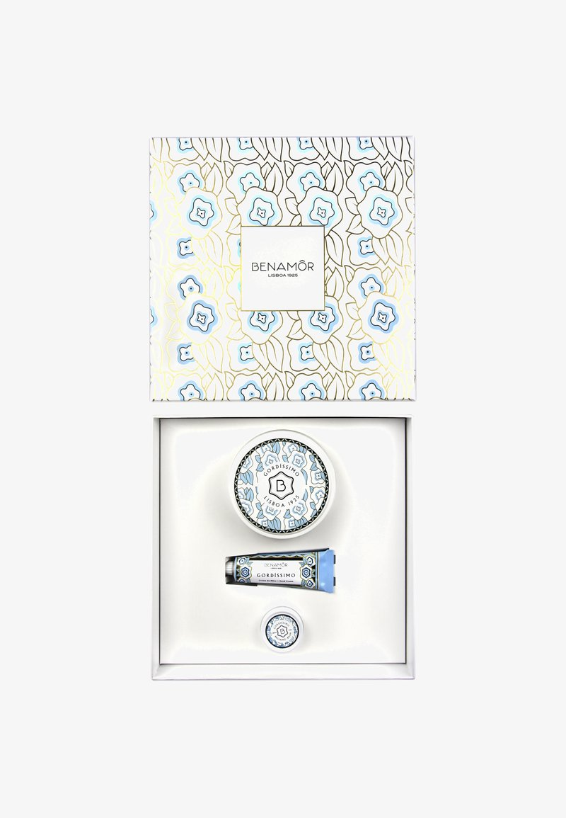 Benamor - GIFT BOX BODY BUTTER - Skincare set - gordíssimo