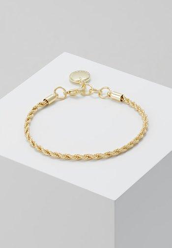 HEGE BRACE SINGLE - Armband - gold-coloured