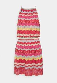 M Missoni - ABITO SENZA MANICHE - Jumper dress - multi-coloured - 0