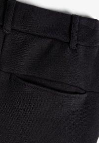 Name it - NKMOLSON PANT - Pantalon - black - 2