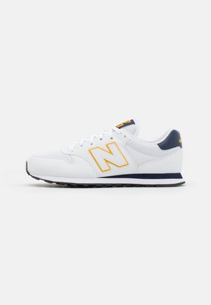 500 - Trainers - white/team navy/team gold