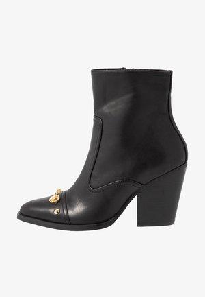 LINEA FONDO CAMPEROS - Kotníkové boty - black
