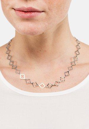 JURIA  - Necklace - silberfarben poliert