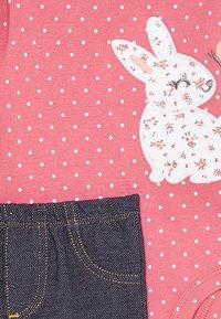 Carter's - BUNNY SET - Legging - pink - 3