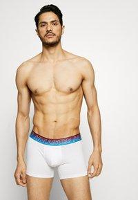 Hollister Co. - MULTI INTEREST 3 PACK - Pants - white wash - 1