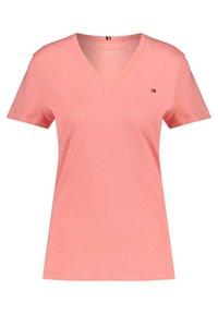 Tommy Hilfiger - T-shirt basic - pink (71) - 0