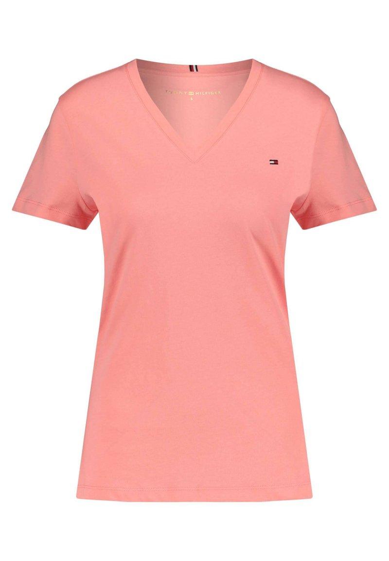 Tommy Hilfiger - T-shirt basic - pink (71)