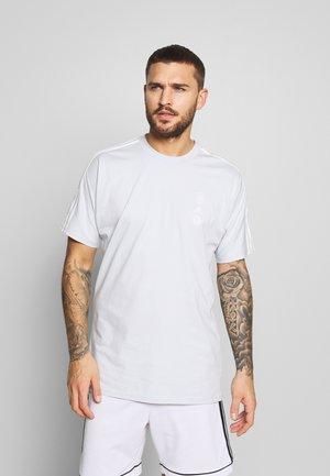 DEUTSCHLAND DFB TEE - Koszulka reprezentacji - grey