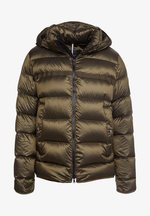 ANDY - Down jacket - oliv