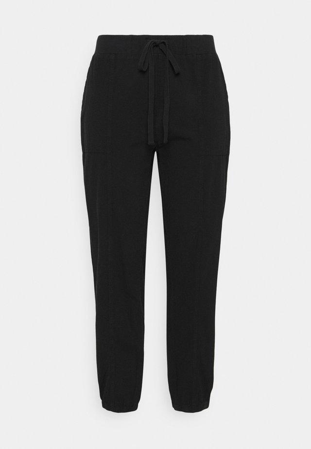 KCNANA PANTS  - Bukse - black deep