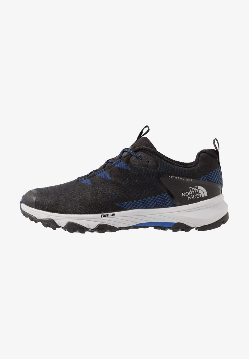 The North Face - MEN'S ULTRA FASTPACK III FUTURELIGHT - Hiking shoes - black/blue
