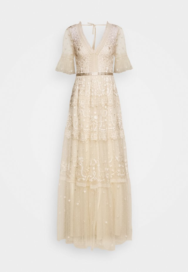 MIDSUMMER GOWN EXCLUSIVE - Occasion wear - champagne
