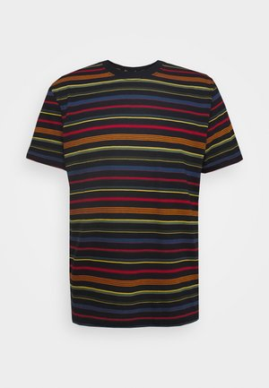 MENS REG FIT - T-shirt imprimé - multi-coloured