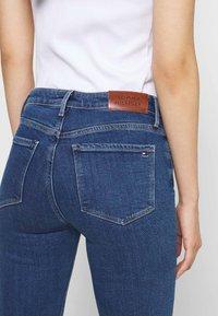 Tommy Hilfiger - COMO CHRIS - Jeans Skinny - blue denim - 3