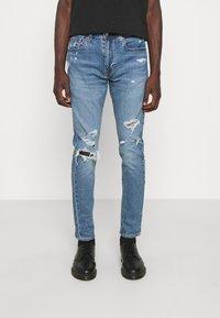 Levi's® - 512™ SLIM TAPER - Slim fit jeans - tabor crumble - 0
