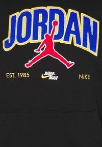 Jordan - Felpa - black - 2