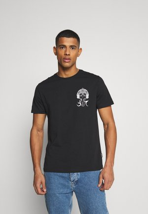 UNISEX - Camiseta estampada - black