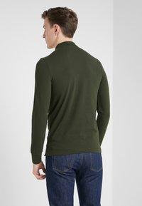 BOSS - PASSERBY - Poloshirt - dark green - 2