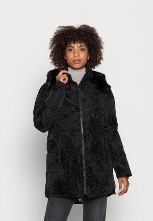 PADDED JAPAN - Zimní kabát - black