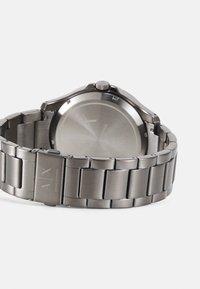 Armani Exchange - HAMPTON - Hodinky - gunmetal - 1