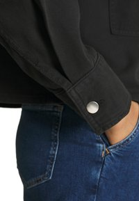 Monki - Denim jacket - black - 5