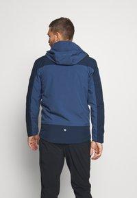 Regatta - WENTWOOD 2-IN-1 - Hardshell jacket - dark blue - 2