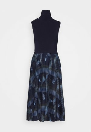 ALBIO - Jumper dress - nachtblau