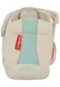 Kickers - Chaussures premiers pas - white/pink/blue - 4